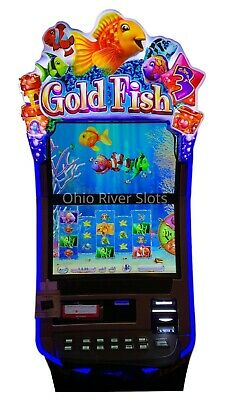 Williams Bluebird Blade Gold Fish 3 slot machine