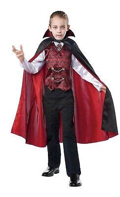 Boys Vampire Costume (NIP New Boys Vampire Costume Small)