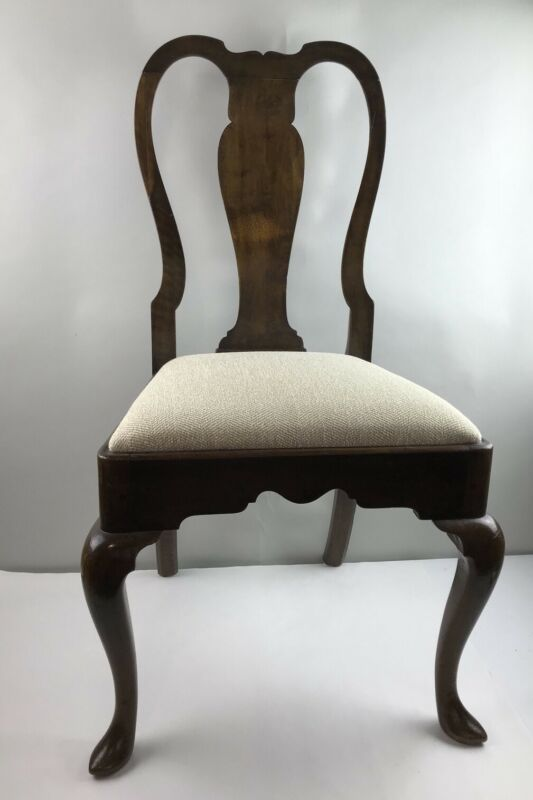Circa 1700 Queen Anne Side Chair