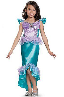 Disney Princess Ariel Little Mermaid Classic Toddler Child - Little Mermaid Toddler Costume