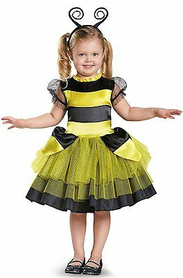 Lil' Bumble Bee Bumblebee Toddler Costume (Bee Costume Toddler)