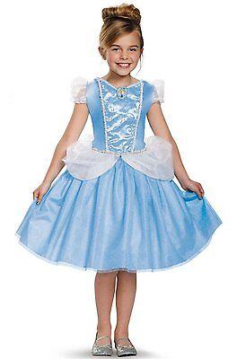 Disney Princess Cinderella Classic Toddler Child Costume - Childrens Cinderella Costume