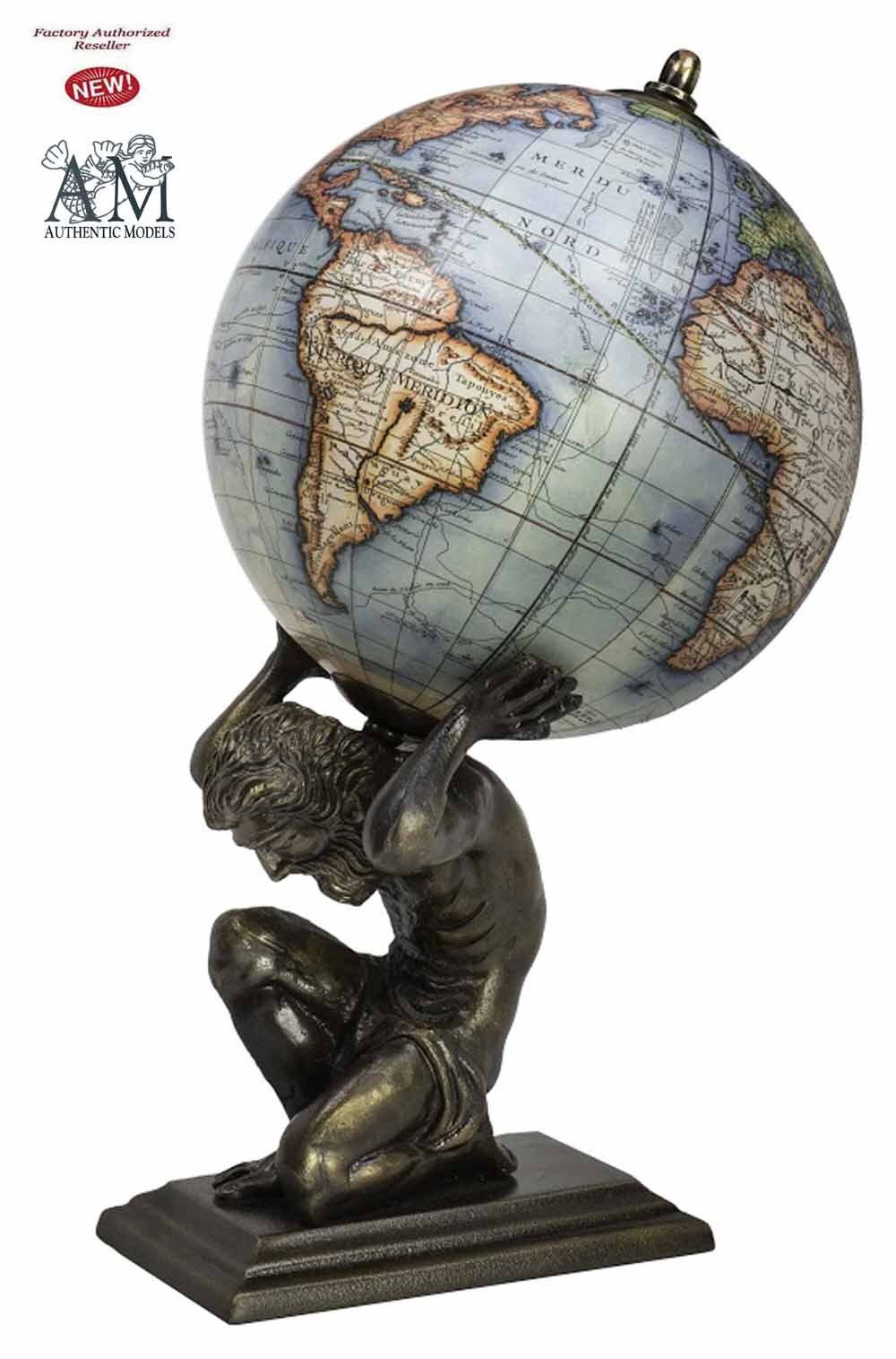 Map Globe Reproductions Maps Atlases Globes Antiques - How the globe and maps help us