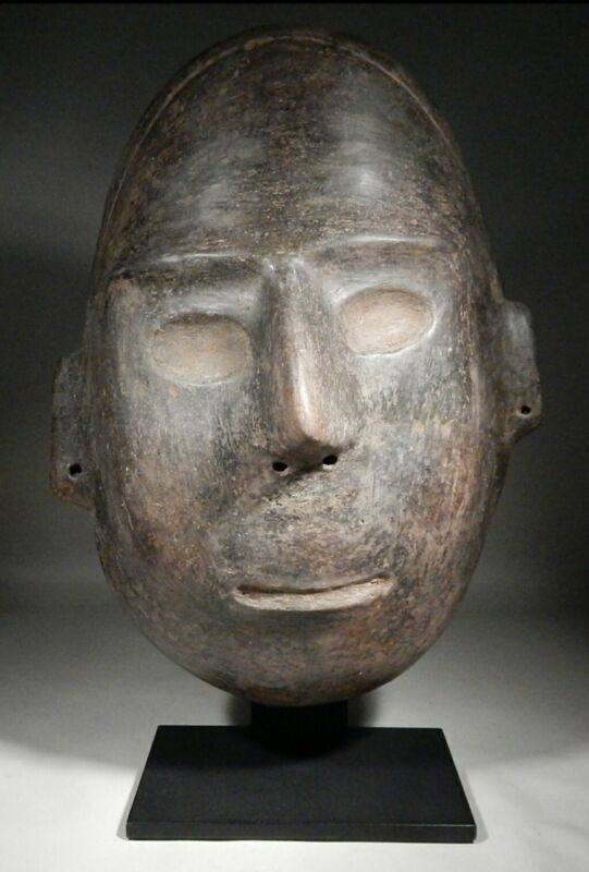 Museum Quality, Large COLIMA Mask MAKE AN OFFER! Precolumbian