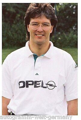 Dr. Jörg Pöhlmann Bayern München 1995-96 seltenes Foto