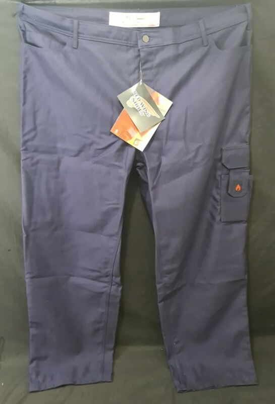 Work Trousers Red Wing Flame Retardant  48/32 Welding RRP £45 NEW