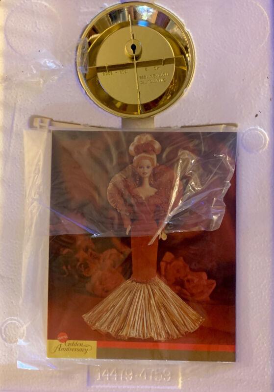 50th Anniversary Barbie 1945-1995 Mattel