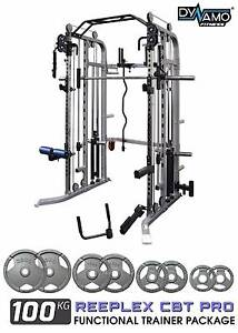 Commercial Functional trainer /smith machine/cable cross over NEW Malaga Swan Area Preview