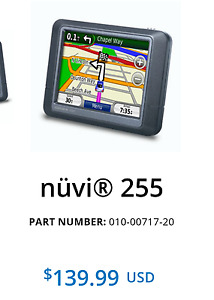 Garmin Nuvi 255 for sale (good condition)