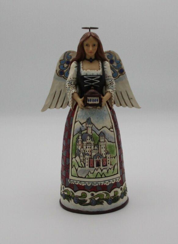 Jim Shore Heartwood Creek German Angel