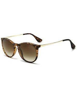 SUNGAIT Vintage Round Sunglasses For Women Tortoise (Sungait Sunglasses)