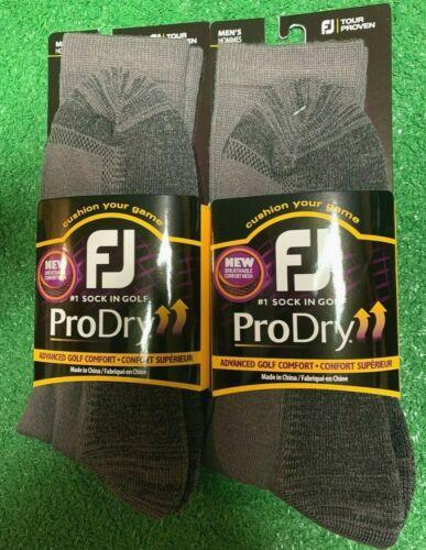 FJ FootJoy PRODRY Crew Men