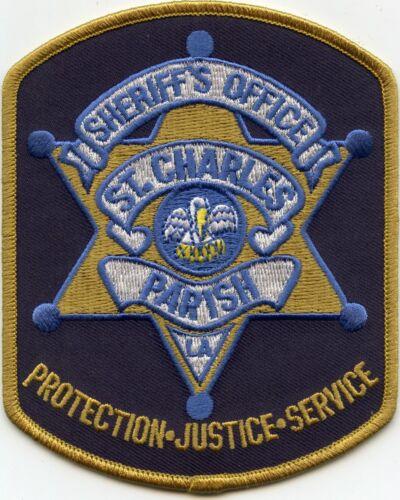 SAINT ST CHARLES PARISH LOUISIANA Sheriff