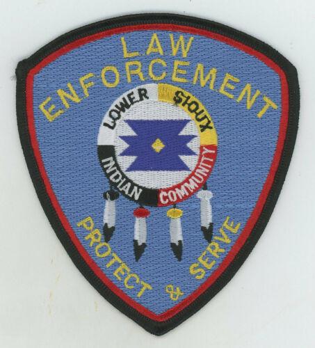 Lower Sioux Indian Community Law Enforcement South Dakota 1