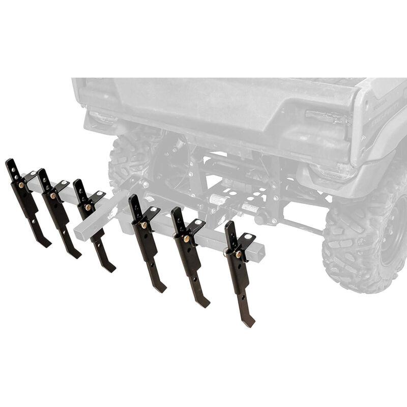 Camco Black Boar ATV/UTV Implement Outside Vehicle Landscape Chisel Plow Tool