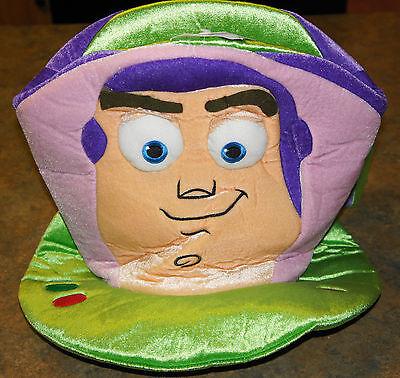 Walt Disney Parks Buzz Lightyear Plush Costume Hat Youth Toy Story