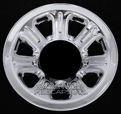 """1 2000-2011 Ranger 15"""" Chrome Wheel Skins Hub Caps Full Covers 7 Spoke Steel Rim"""