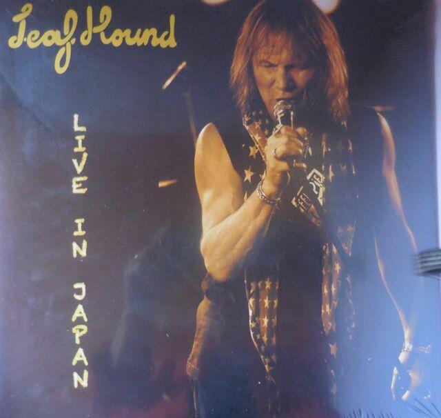 LEAF HOUND live in japan 2012  LP NEU OVP/Sealed