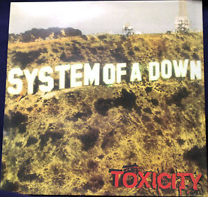 System Of A Down Vinyl Ebay