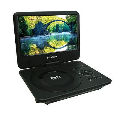 """SYLVANIA SDVD9019 9"""" Swivel-Screen Portable DVD Player"""