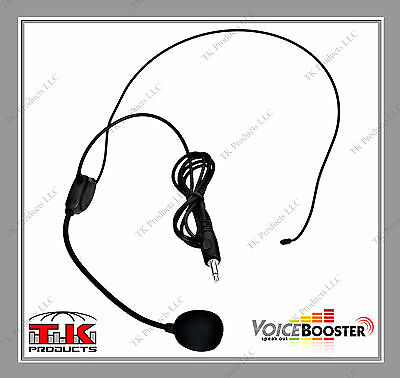 VoiceBooster Aker Headset Microphone - $10.00