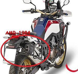 LUGGAGE RACK SIDE HONDA CRF 1000 L AFRICA TWIN 2016 GIVI PLR1144 fast