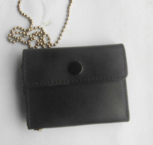 Cobra UNIVERSAL BADGE HOLDER Wallet for Pocket or Neck Police Security Badge