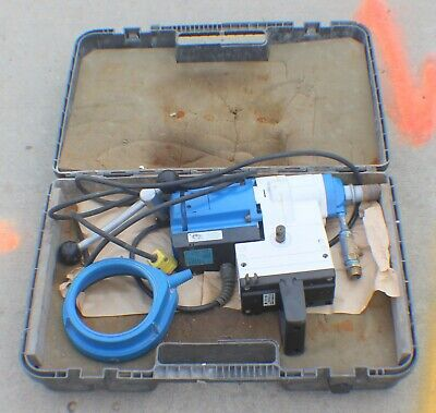 Shibuya Ts-162 Corded Electric Core Drill Rig In Case