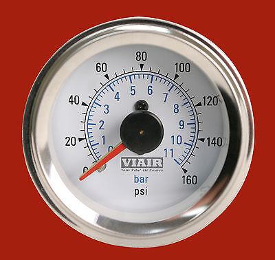 Dual Needle - Viair Air Pressure Gauge 2