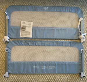 Summer sure and secure double bed rail