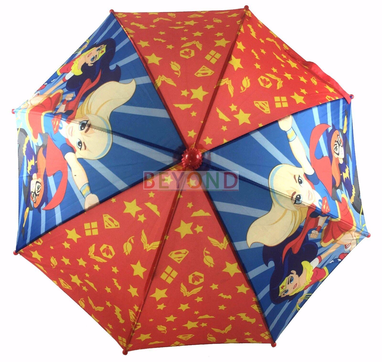 Supergirl Molded Handle Umbrella