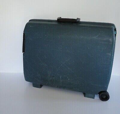 SAMSONITE valigia MEDIA dal guscio rigido trolley 2 ruote con sistema di traino