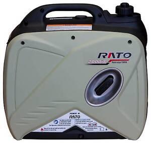 RATO 2000IS - 2.0kw Inverter Generator BRAND NEW $935 Berrima Exeter Bowral Area Preview