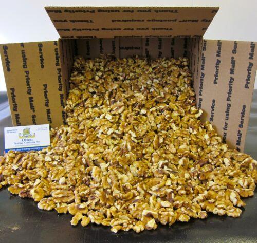 California English Walnuts: 5 lb. box, Farmer Direct