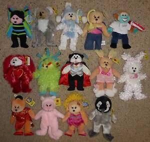 Beanie Bears Babies Kids NWT **LOOK** Blair Athol Port Adelaide Area Preview