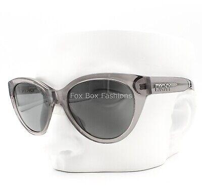 DKNY DY 4135 369187 Sunglasses Donna Karan New York Crystal Gray Gray (Donna Karan Sunglasses)