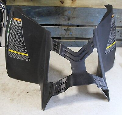 2012 Arctic Cat 800 Lower Console Panel Fender Cover Black FREE SHIPPING
