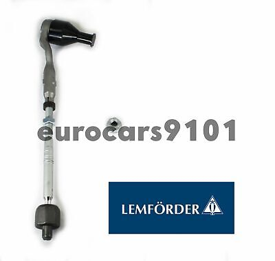New! BMW Lemforder Front Left Steering Tie Rod Assembly 3472701 32106784716 ()