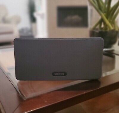 Sonos PLAY:3 Wireless Speakers NO RESERVE!!! Works perfectly!!!!!!