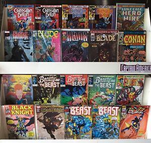 Marvel Comics listing 1 - can post!