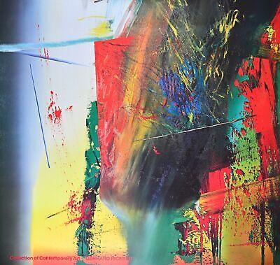Michael Heizer 45 90 180 Geometric Poster Bild Kunstdruck 117x117cm