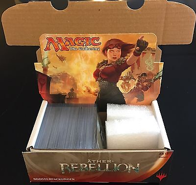 Magic The Gathering - Aether Revolt - Äther Rebellion - Full Set *DEUTSCH*