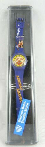 Speedy Gonzales 1998 Warner Brothers Store Watch Time Piece New Speedy Gonzales
