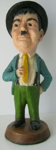 Statue of OLIVER HARDY EscoLike Chalkware Figure Figurine RARE! Tuscany Like