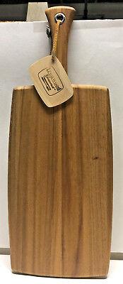 Ironwood Gourmet Large Rectangular Paddle