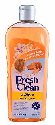 Fresh 'n Clean Shampoo Original for Dogs Leaves a high sheen Moisturizes 18oz