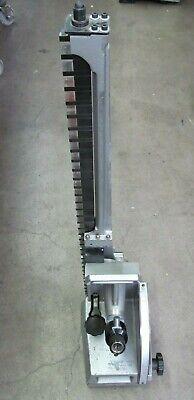 Starrett Webber Optical Height Gauge Inspection Gage Model 37