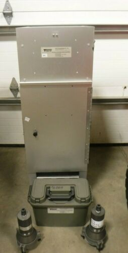 Tisch Environmental PUF High Volume Air Sampler w/ Timer, Calibration Kit, etc