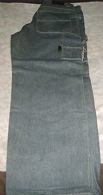 Authentic Denim Davoucci lose and baggy Jean  Lose Baggy-jeans