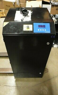 Pure-air Laser Fume Extractor System Model Pa-500fs-iq Color Black New